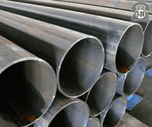 Некондиционная труба стальная 219 мм