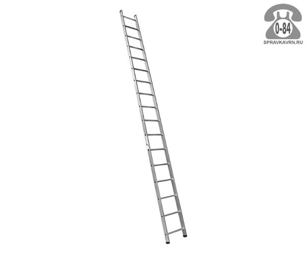 Лестница приставная Алюмет (Alumet) H1 5117