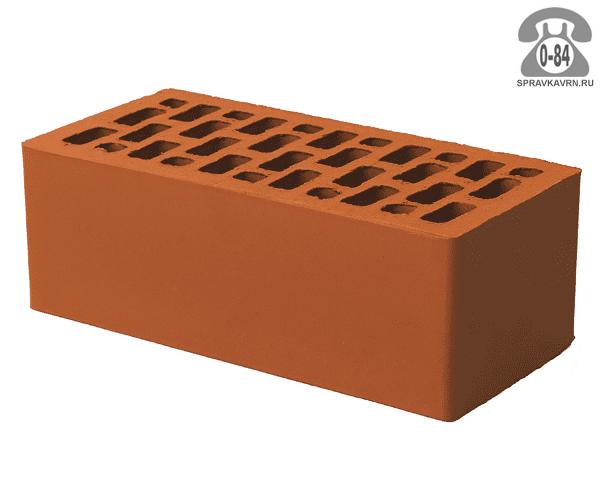 Кирпич лицевой Braer Front Brick М150-175 250х120х88мм