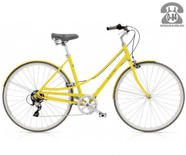 Велосипед Электра (Electra) Loft 7D Ladies (2016)