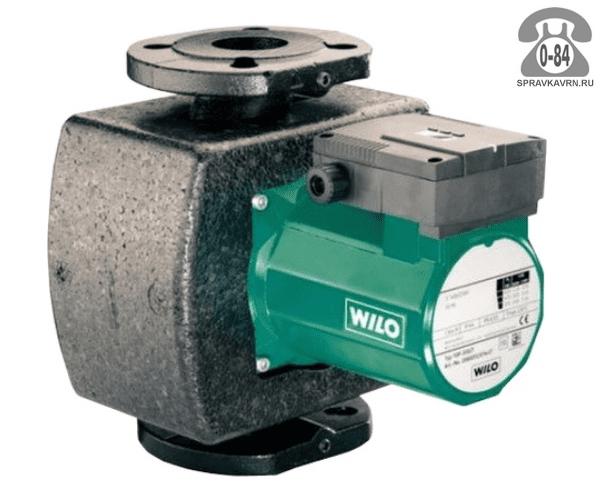 Циркуляционный насос Вило (Wilo) TOP-S25/10 DM PN6/10, 11.2м3/ч, напор 11.2м