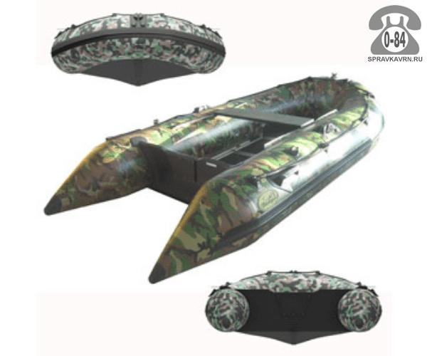 Лодка надувная Баджер (Badger) Hunting Line 370 WP