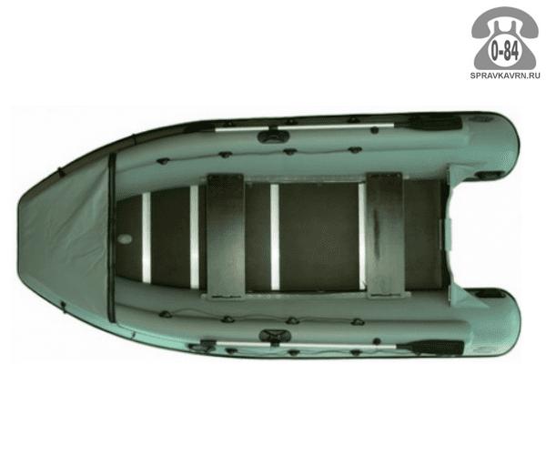 Лодка надувная Фрегат M-390F