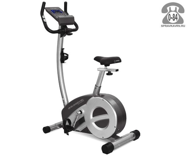 Велотренажёр Оксиджен (Oxygen) Cardio Concept IV HRC+ Велоэргометр серый