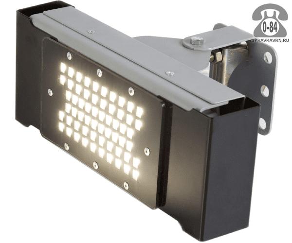 Светильник для производства SVT-Str U-S-40-125-24V 40Вт