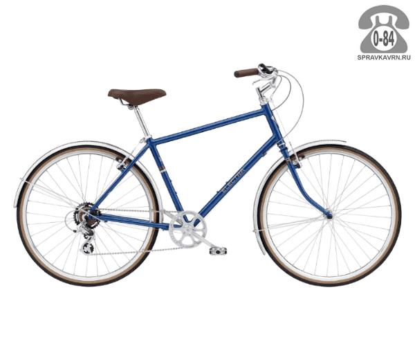 Велосипед Электра (Electra) Ticino 7D Mens (2016)
