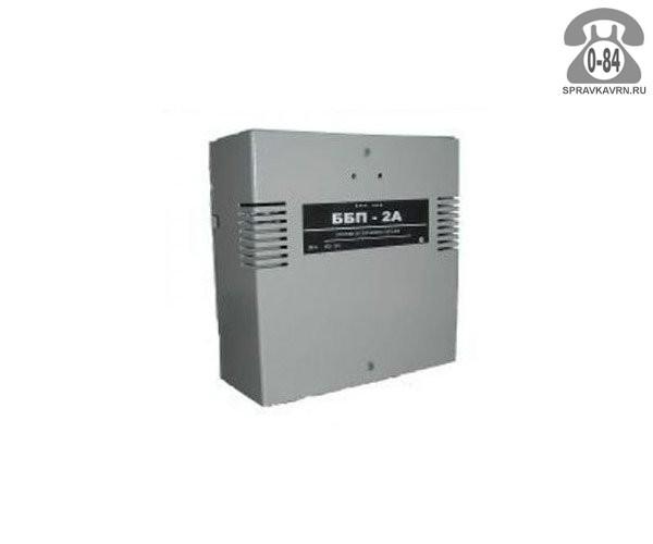 Источник бесперебойного питания для системы видеонаблюдения и охранно-пожарной сигнализации (ОПС) постоянный