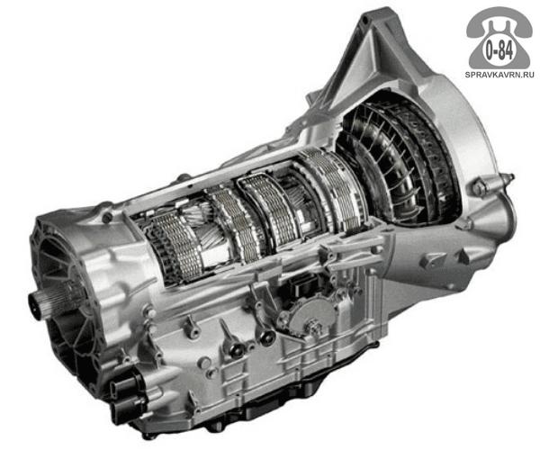 Коробка переключения передач автомобиля автоматической (АКПП) ремонт