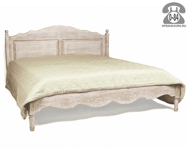 Кровать Ivory 2-спальная 2140х1900 мм