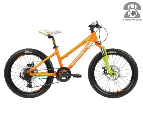 Велосипед Формат (Format) 7422 (2017)