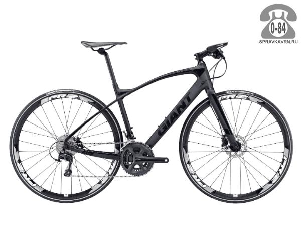 Велосипед Джайнт (Giant) FastRoad CoMax 1 (2017)