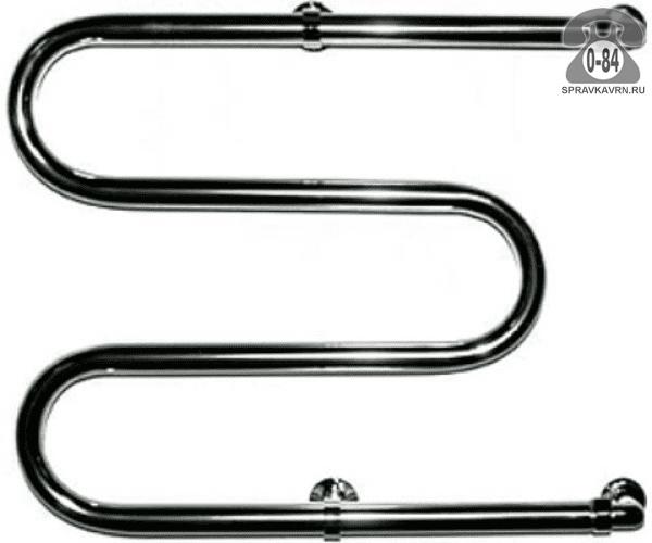 Полотенцесушитель Терминус 32ПС м-образный 500х500мм