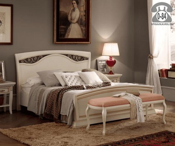 Кровать Palazzo Ducale laccato 2-спальная 2210х1780 мм