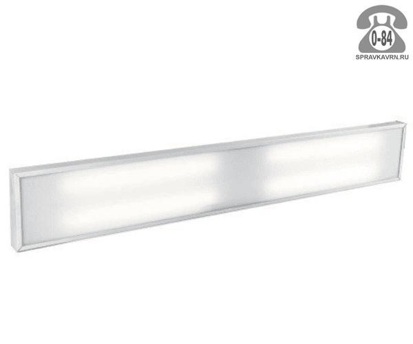 Светильник для производства SVT-ARM U-50-2x58-PR 50Вт
