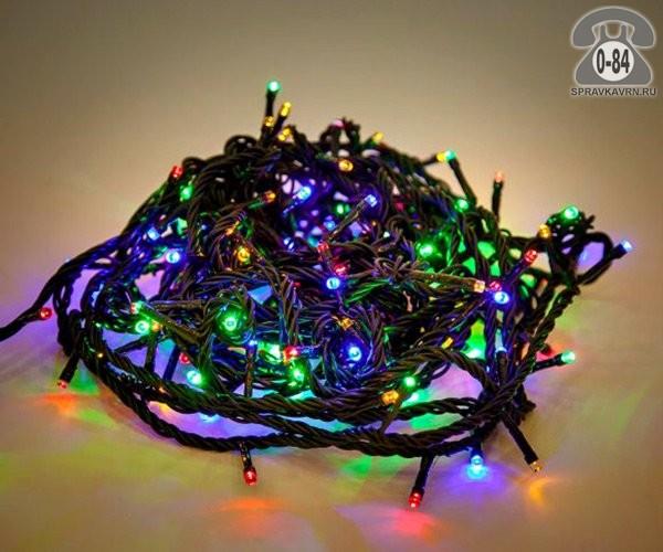 Электрогирлянда Новогодняя сказка 8 м