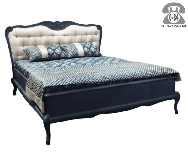 Кровати Молодечномебель, ЗАО Мокко 2-спальная дуб 1-ярусная (одноярусная) 2140 мм 1240 мм 1850 мм Белоруссия