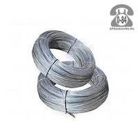 Проволока металлическая стальная вязальная