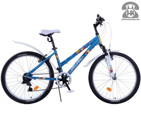 Велосипед Форвард (Forward) Seido 24 1.0 (2017)