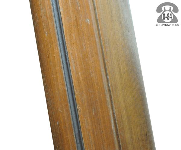 Дверная коробка Айрон (Airon) стойка ПВХ дуб темный жемчуг Татарстан Респ.