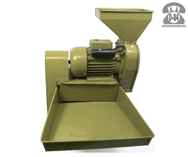Кормоизмельчитель Зубрёнок Маис 1350 Вт 140 кг/час