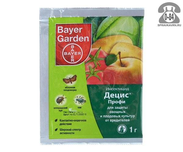 Пестициды Байер (Bayer) Децис Профи