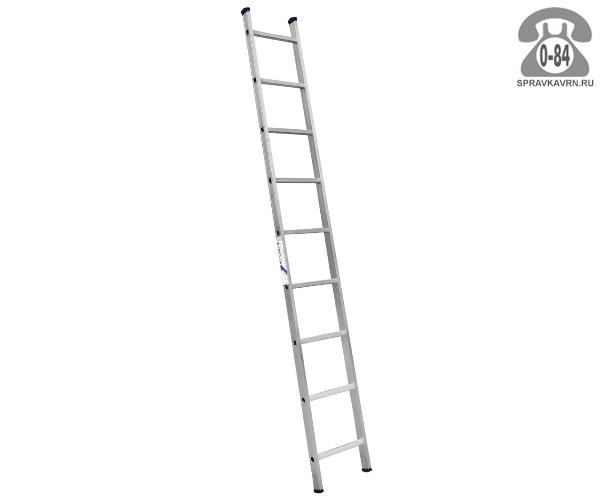 Лестница приставная Алюмет (Alumet) H1 5109
