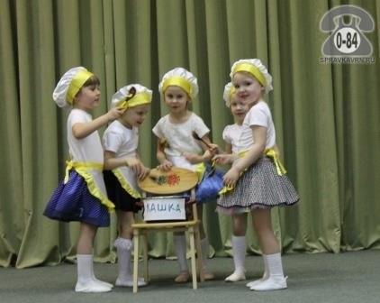 Танцы для детей - занятия классические 3 лет групповые занятия Фантазия, музыкальная студия