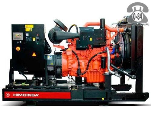 Электростанция Энерго ED 300/400 SC двигатель Scania DC 12 59A 10.31A