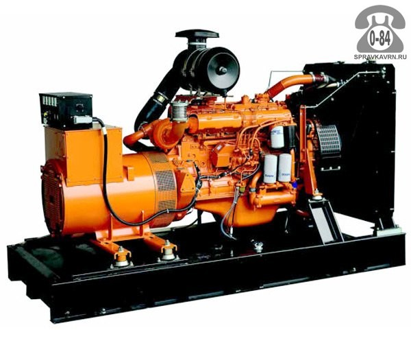 Электростанция Энерго ED 300/400 IV двигатель Iveco C13TE1S