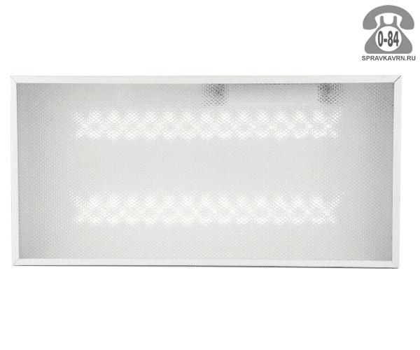 Светильник для производства SVT-ARM U-18-2x18-PR 18Вт