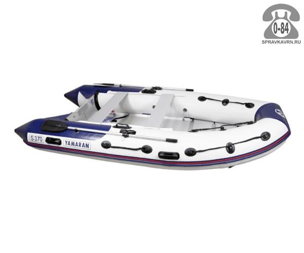 Лодка надувная Ямаран (Yamaran) Sport S370/F370
