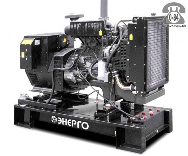 Электростанция Энерго ED 60/400 IV двигатель NEF 45SM1A
