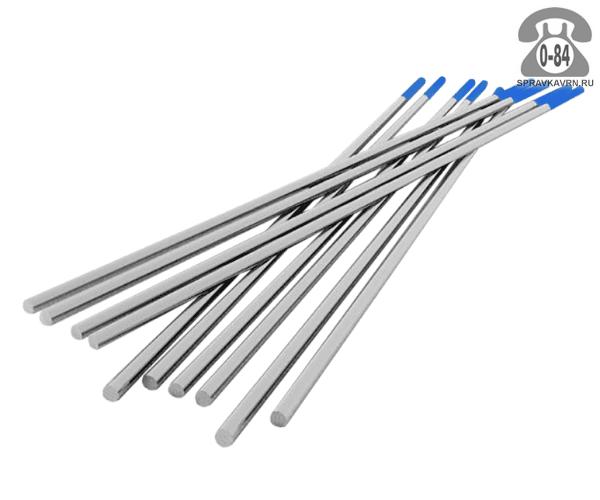 Электрод сварочный ВЛ (WL)-20 3 мм