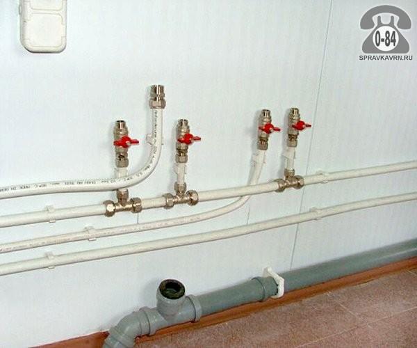 Водопровод из металлопластиковых труб своими руками