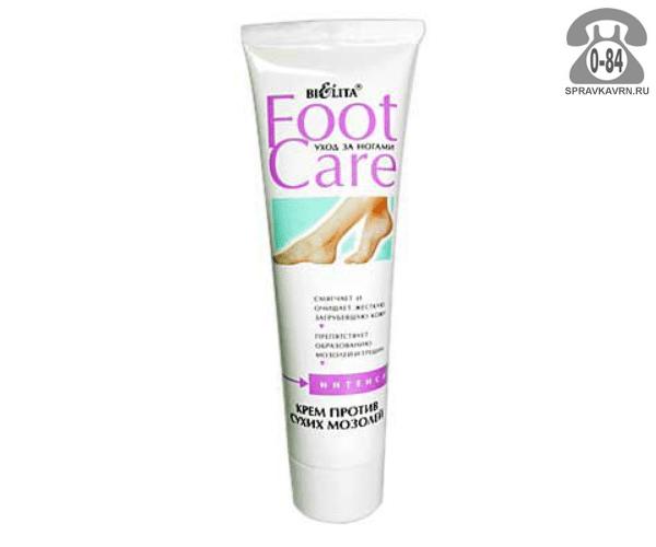 Крем для ног Белита Витэкс (BiElita-ВIтэкс ) Foot Care Интенсив