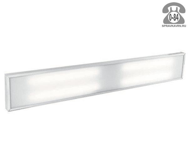 Светильник для производства SVT-ARM U-32-2x36-PR 32Вт