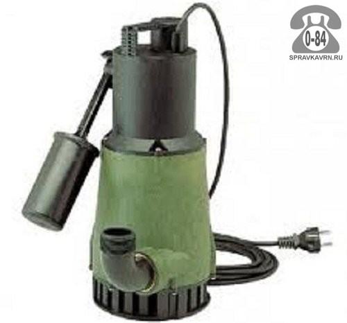 Насос водяной дренажный Даб (Dab) NOVA 600 M-A