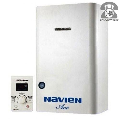 Отопительный котёл Навьен (Navien) DELUXE 13K двухконтурный (водогрейный) 130 м2 13 кВт