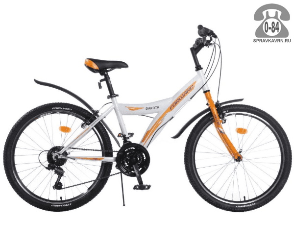 Велосипед Форвард (Forward) Dakota 24 1.0 (2017)