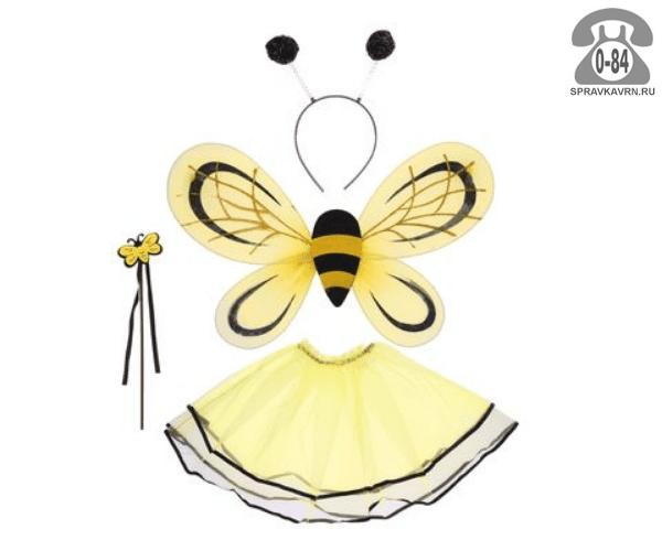 Костюм Пчелка 4 в 1 14-0541 Карнавалия