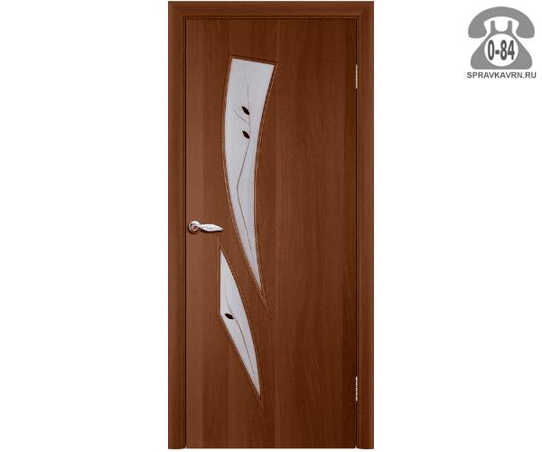 Дверь межкомнатная деревянная Принцип, ООО распашная МДФ г. Рязань