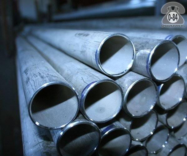 Нержавеющие трубы 10 мм