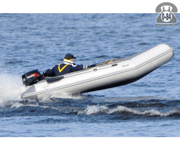 Лодка надувная Баджер (Badger) Classic Line CL 390 PW