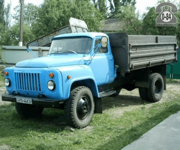 Генератор автомобиля грузовой отечественный ГАЗ 53