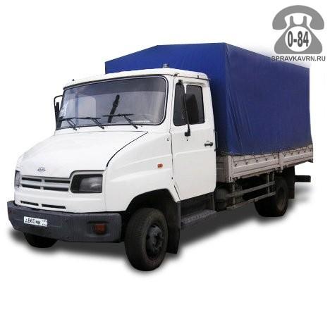 Грузоперевозка. Автомобиль грузовой с водителем ЗИЛ ЗИЛ-5301 (Бычок) аренда