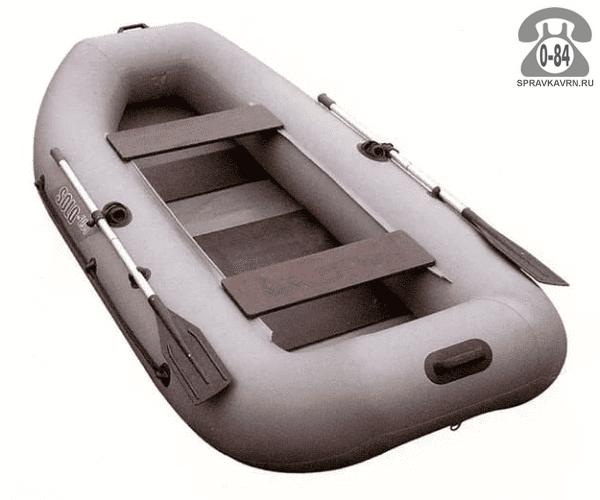 Лодка надувная Соло (Solo) SL-250 M