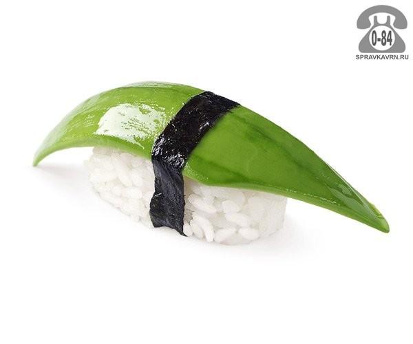 Суши Абокадо нигири классические с авокадо 25 г на дом