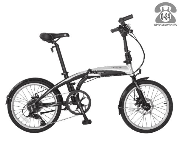 Велосипед Шалз (Shulz) Speed Disk (2016)