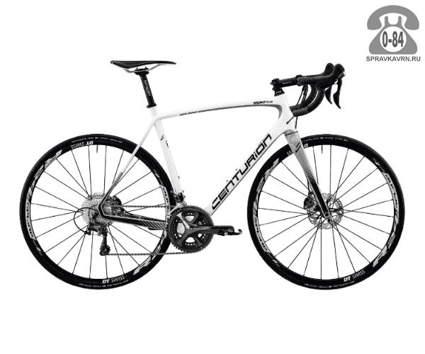 "Велосипед Центурион (Centurion) Gigadrive disc 4000 (2017) размер рамы 21"" белый"