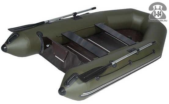 Лодка надувная Лоцман PROFI С-260 М ЖС